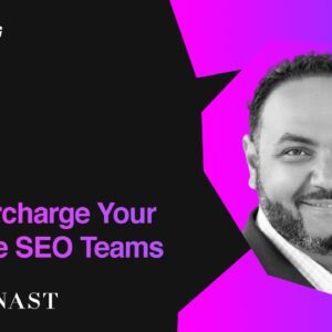 21 Skills to Supercharge Your In House SEO Teams |  John Shehata, Conde Nast