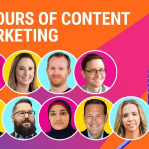 5 Hours of Content Marketing