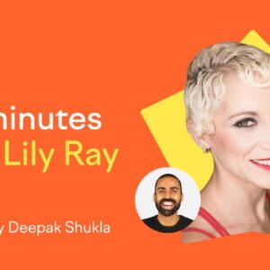 60 Minutes with Lily Ray