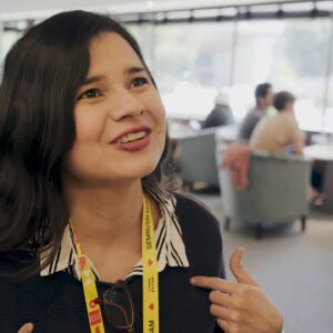 Aleyda Solis interview during SEMrush Summer Jam 2019