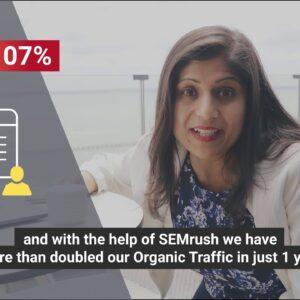 How Australia's largest university doubled its Organic Traffic with SEMrush