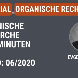 Organische Recherche - Konkurrenten analysieren, Keywords Recherchieren, Rankings analysieren