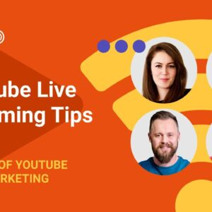 5 Hours of YouTube SEO and Marketing | YouTube Live Streaming Optimization & Best Practices