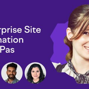 Enterprise Site Pagination Faux Pas | 5 Hours of Technical SEO