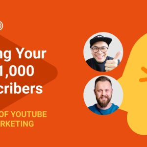 5 Hours of YouTube SEO and Marketing | How to Get to 1,000 Subscribers as Quickly as Possible