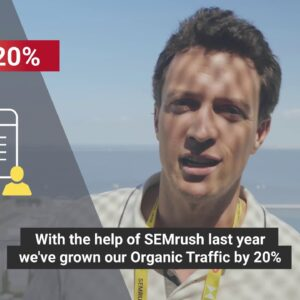 Fly high with SEMrush: How Air Europa outranked global travel giants