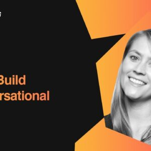 How to Build a Conversational Strategy |  Kat Warboys, HubSpot