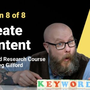 How to Create Content for SEO | Lesson 8/8 | SEMrush Academy
