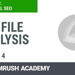 How to Do Log File Analysis | Lesson 4/7 | SEMrush Academy