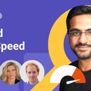 SEO Bytes with Nitin - Conquer web vitals & everything around sitespeed for a great UX/SEO