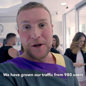 Smileworks Liverpool achieve unprecedented traffic growth of 4773% with SEMrush