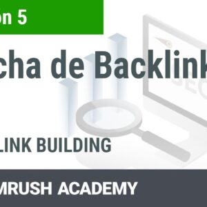 Lección 5. Brecha de Backlinks