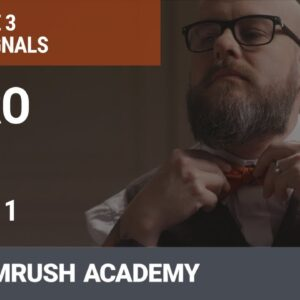 Linking Signals as a Ranking Factor | Lesson 13/31 | SEMrush Academy