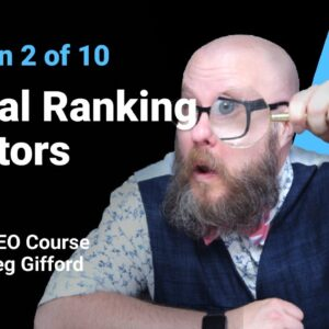 Local Ranking Factors | Lesson 2/10 | SEMrush Academy