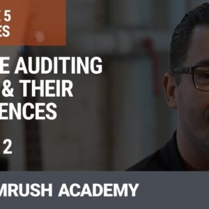 Log File Auditing Tools & Their Differences | Lesson 20/34 | SEMrush Academy