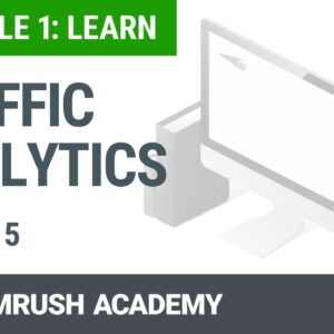 Module 1 Lesson 5 - Traffic Analytics