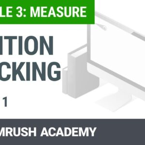 Module 3. Lesson 1. Position Tracking