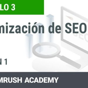 Módulo 3. Lección 1. Optimización de SEO Local