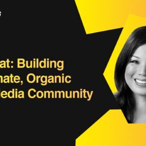 Tweetchat: Building the Ultimate, Organic Social Media Community |  Winnie Sun, CNBC Digital
