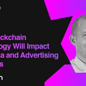 How Blockchain Technology Will Impact the Media and Ad Business | Dennis Yuscavitch, Outbrain
