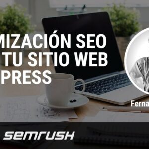 Optimización SEO para tu sitio web WordPress