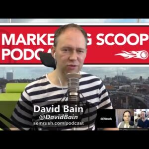 Marketing Scoop Episode 2.26 [Content]: What is your content marketing research process?