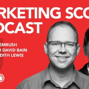 "Marketing Scoop 2.7 [Content] What is the Optimal ""Content Marketing Ladder""?"