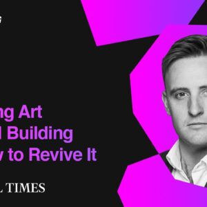 The Dying Art of Brand Building (And How to Revive It) | David Buttle, Financial Times