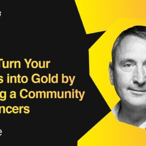 How to Turn Your Contacts into Gold by Nurturing a Community of Influencers | Jon Ferrara, Nimble