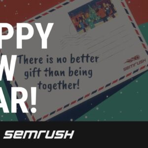 SEMrush Christmas 2020