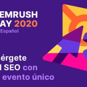 SEMrush DAY - 2020