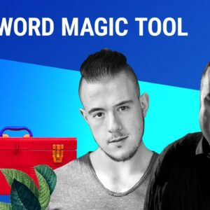 SEMrush Toolbox: Keyword Magic Tool