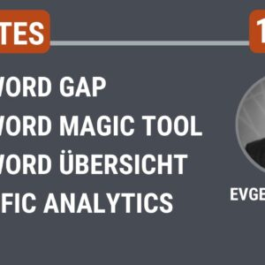 SEMrush-Updates KW 19: Traffic-Flow visualisieren, Keyword-Bulk-Analyse
