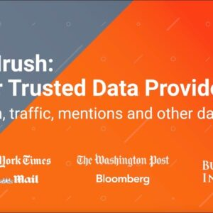 SEMrush: Your Trusted Data Provider
