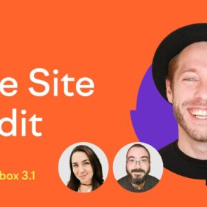 SEO Toolbox 3.1: Live Site Audit