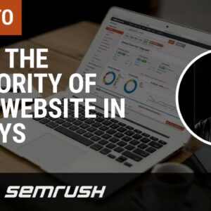 The 90 day challenge to build the authority of your website