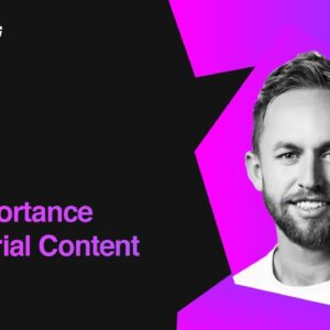 The Importance of Editorial Content |  Ryan Reynolds, Uber