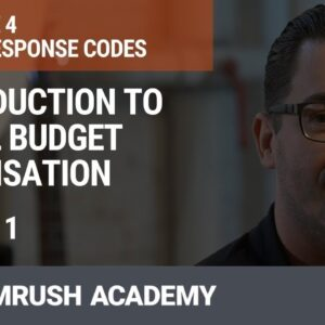 Introduction to HTTP Header Fields & Response Codes | Lesson 15/34 | SEMrush Academy