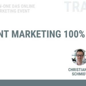 Track B: Content Marketing auf 100%