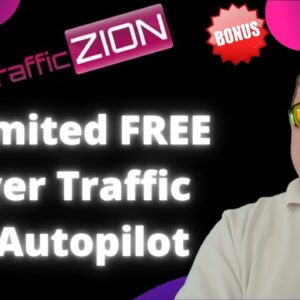Traffic ZION - Review, Test Drive & BONUSES
