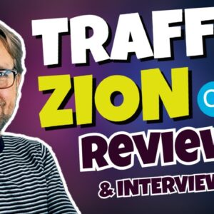 Trafficzion Cloud Review & Interview