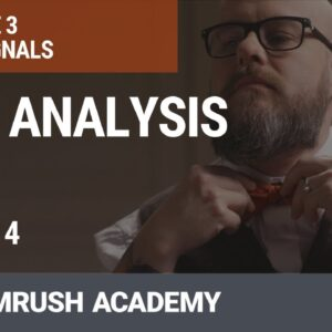 Understanding Link Analysis | Lesson 16/31 | SEMrush Academy