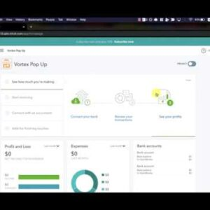 Walk-thru of Bill Pay in QuickBooks