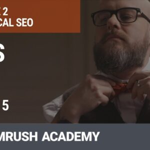 What Are The Parts of a URL? | Lesson 8/31 | SEMrush Academy
