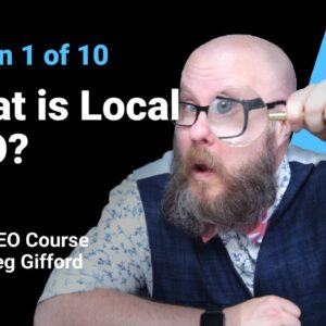 What Is Local SEO? | Lesson 1/10 | SEMrush Academy