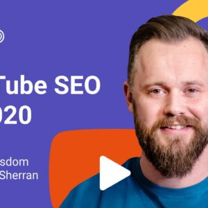 YouTube SEO in 2020 with Luke Sherran