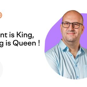 Content is King, Linking is Queen !