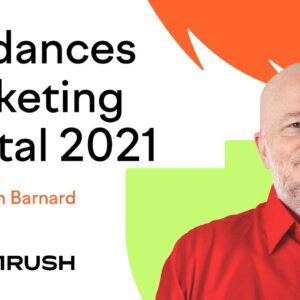 Tendances Marketing Digital en 2021