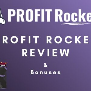 Profit Rocket Review 🚀  Honest Review of Profit Rocket 🚀  Review & Demo 🚀 My Awesome Bonuses 🚀
