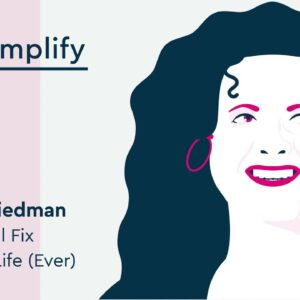 Jaclyn Friedman Interview: How to be More Sexually Empowered | Simplify Podcast